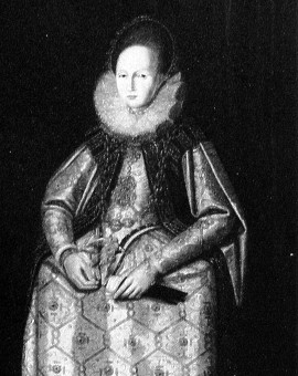 Anna Prinzessin von Sachsen, 1. Gemahlin von Herzog Johann Casimir
