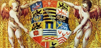 Wappen Herzog Johann Casimirs