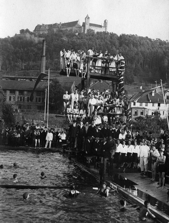 Geschichte der Coburger Schwimm- und Badeanstalten