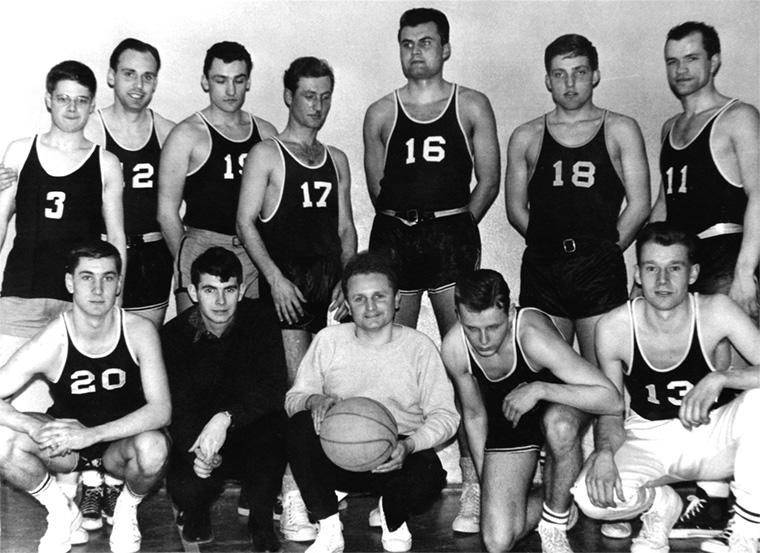 Wie die Amerikaner den Basketball nach Coburg brachten …