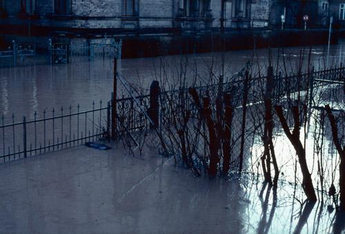 Hochwasser Weihnachten 1967
