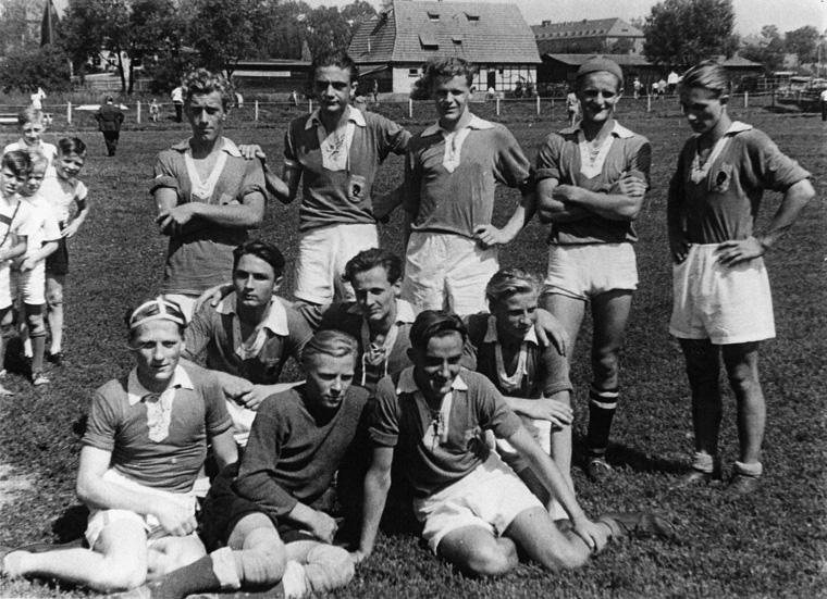Die Flensburg-Elf: Eine Mannschaft fürs Leben