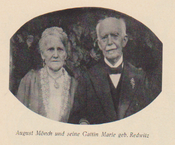 Zweite Generation: August Mönch