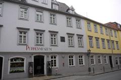 Zur Geschichte der Häuser Rückertstraße – Coburger Puppenmuseum