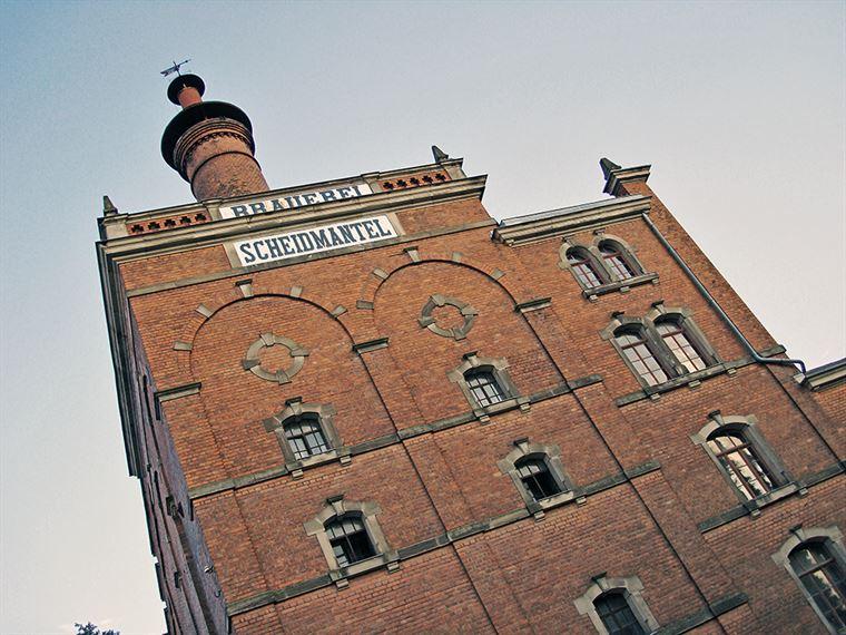 1834 Brauerei St. Scheidmantel