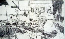 Marktfrau Berta Zeidler aus Coburg