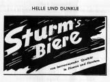 Die Brauerei Sturm