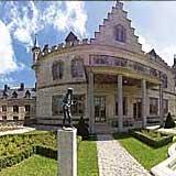 Schloss Callenberg Innenhof