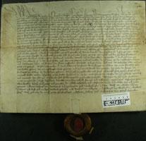 Zunftordnung der Coburger Tuchmacher von 1446