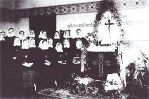 Erntedankfest 1935