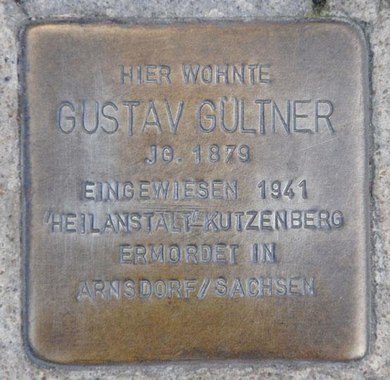 GUSTAV GÜLTNER