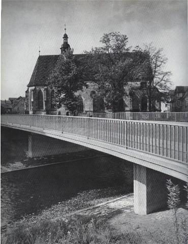 Die Heiligkreuzbrücke