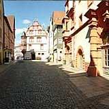 Die Gebäude der Herrngasse 17