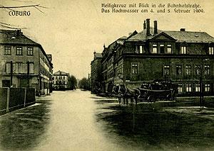 Hochwasser 1909 Teil I
