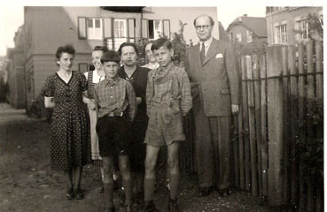 Familientreffen in Coburg 1951