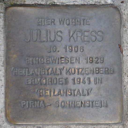 JULIUS KRESS