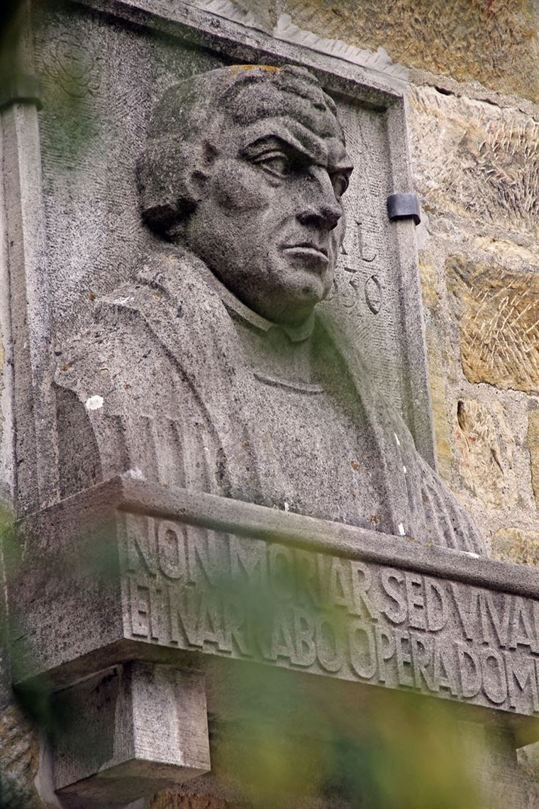 Dr. Martin Luther auf der Veste Coburg