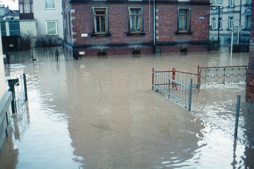 Hochwasser 1967