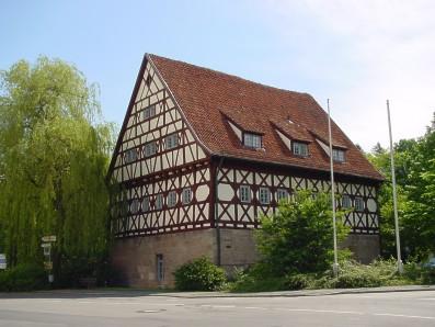 Das Rosenauschlösschen am Rittersteich Teil I