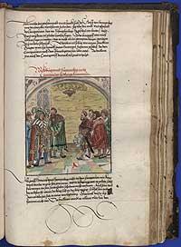 Wie Coburg und Sonneberg an die Landgrafen von Thüringen kam