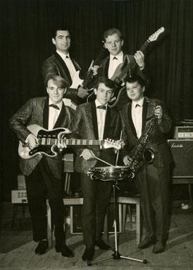 Die Starlights – Eine Band der 60er Jahre