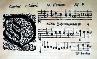 Der Komponist Melchior Franck