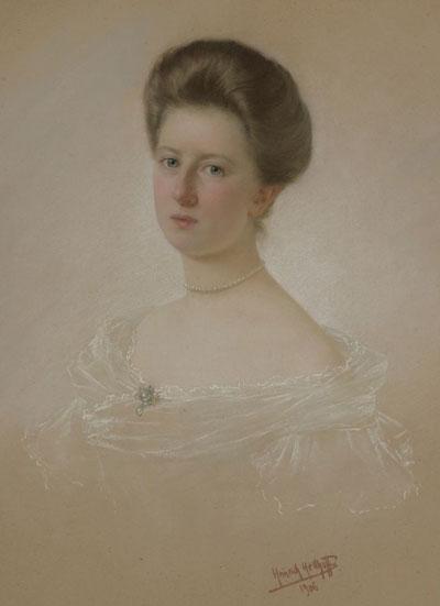 Herzogin Victoria Adelheid von Sachsen-Coburg und Gotha
