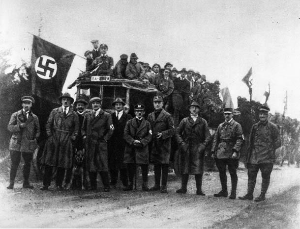 """14.-15. Oktober 1922: Der """"3. Deutsche Tag"""" in Coburg, Teil II"""