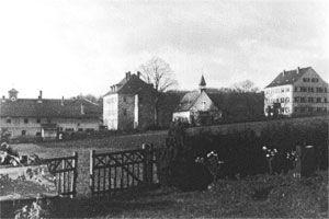 Das Laurentiushaus Lützelbuch