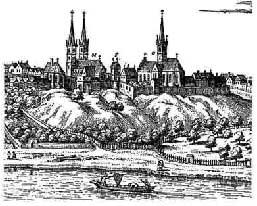 Entstehung der ersten Kirche