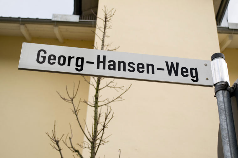 Georg-Hansen-Weg