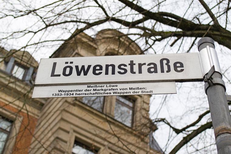 Löwenstraße/Ludendorffstraße
