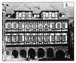 Eines der ältesten Fachwerkbauten in Deutschland erhält den Namen Münzmeisterhaus