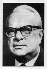 Max Brose, Mitbegründer der Fa. Brose, stirbt in Coburg