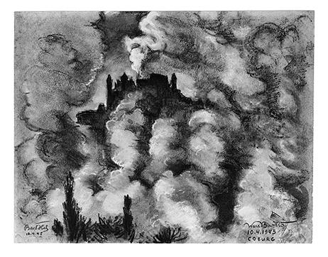 Die Veste brennt, Kapitulationsvorabend