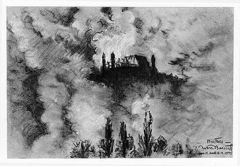 Die Veste brennt, Nacht vom 11. zum 12.04.1945
