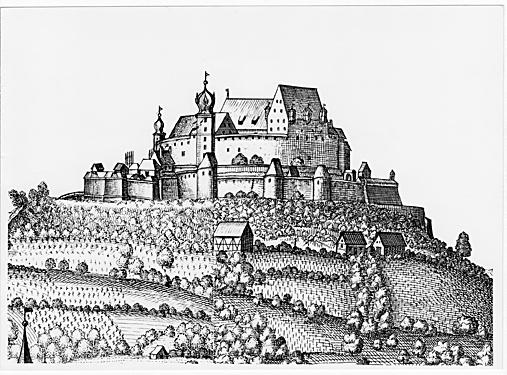 """""""Die Fürstliche Sächsische Haubtstatt Coburg"""""""