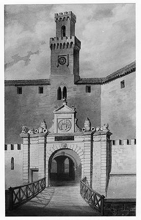 Barockportal der Veste Coburg 2