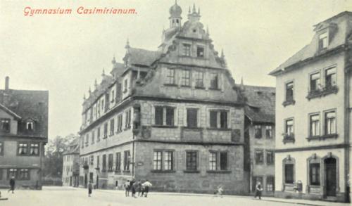 Außenansicht Casimirianum