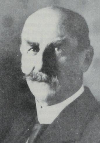 Portrait von Ernst Müller-Meinigen
