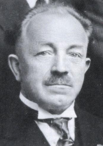 Portrait von Franz Klingler