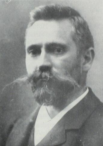 Portrait von Johannes Hoffmann