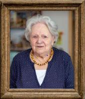 Portrait von Frau Lotte Schwarz