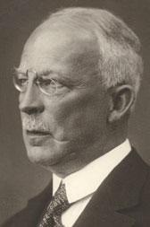 Portrait von Hermann Quack