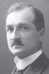 Portrait von Hans Schack