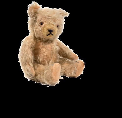 Historischer Teddybär
